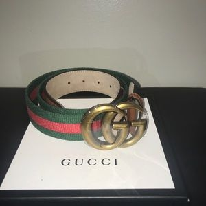 Other - Gucci belt 100% authentic